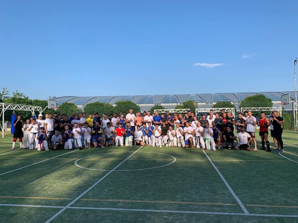 22-ма семпаи и сенсеи бяха избрани за инструктори на KWU International Professional League