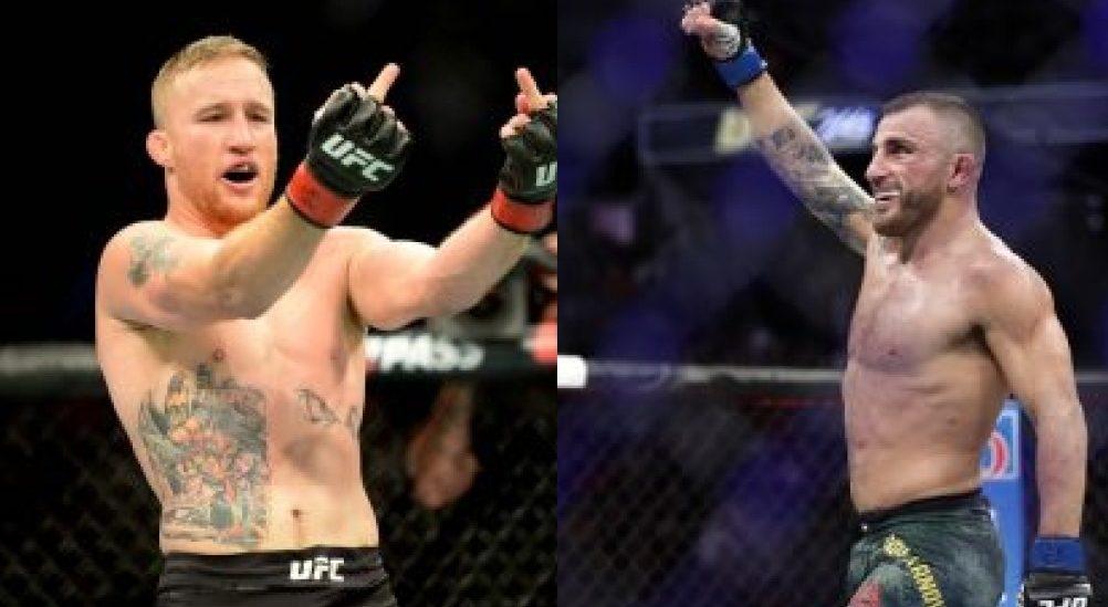 Волкановски и Гейджи се изкачиха в общата ранглиста на UFC (СНИМКА)
