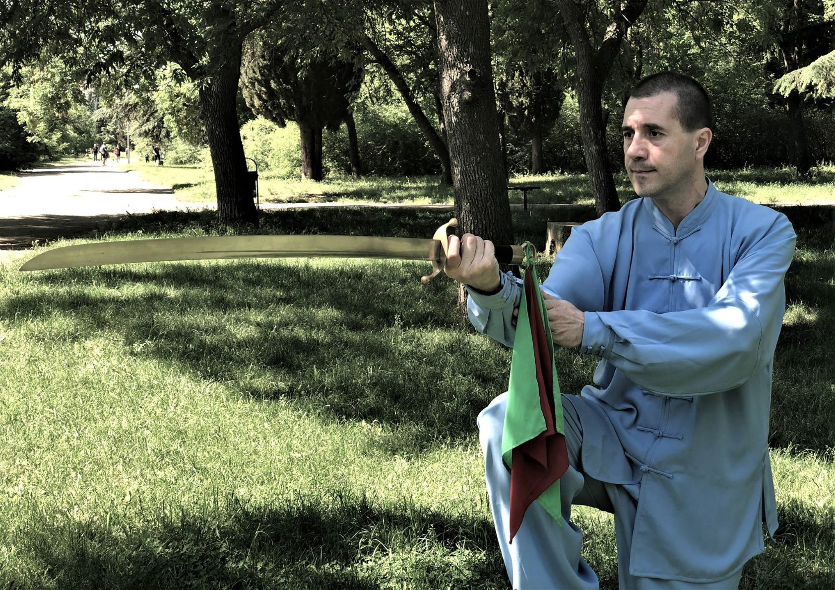 Българин с покана от Международната Тайдзичюен Асоциация