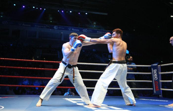 Сергей Браун се изправя срещу румънец на SENSHI 6