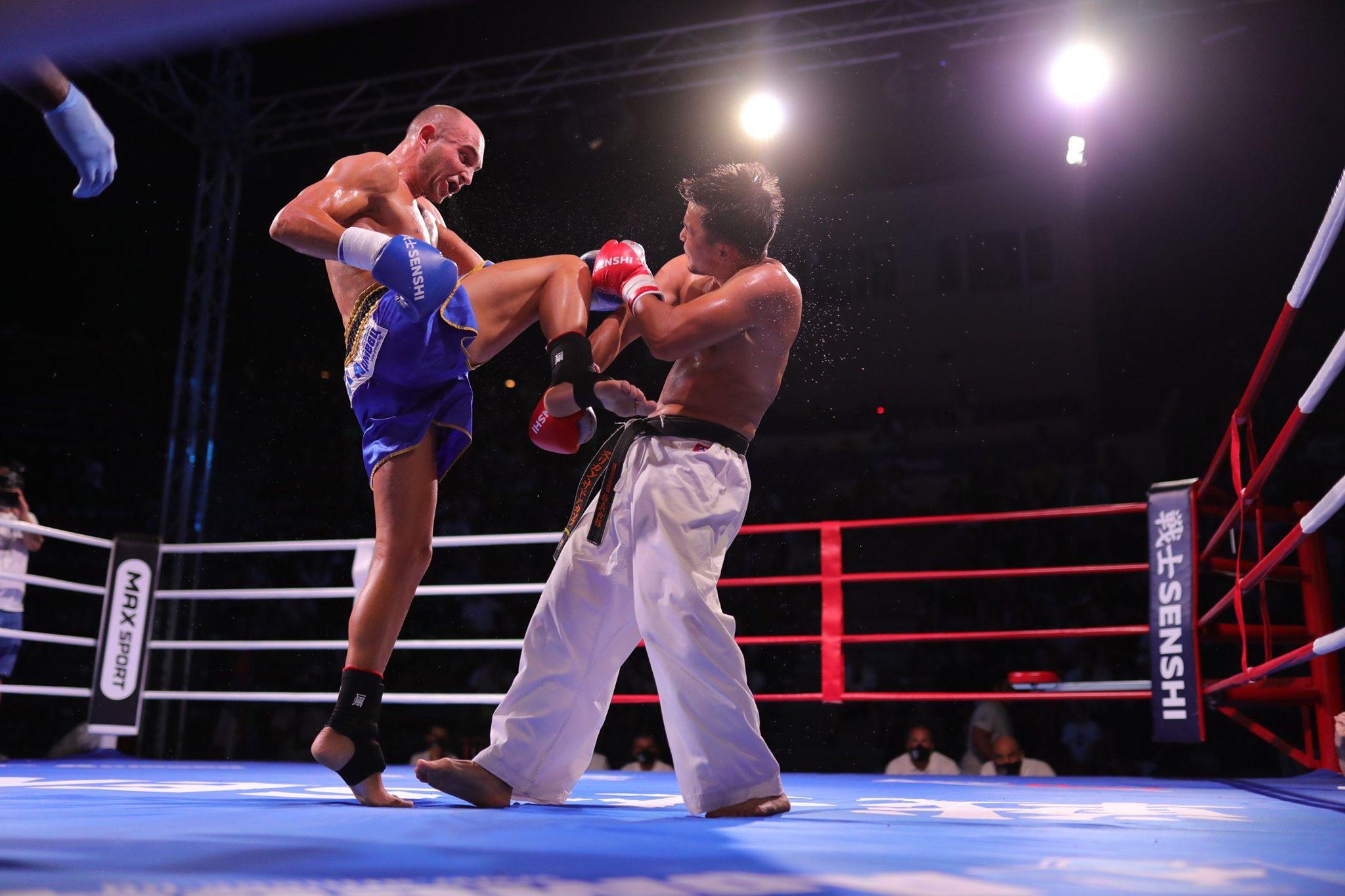 Даниел Гецов ознаменува дебюта си на SENSHI с категорична победа (ВИДЕО)