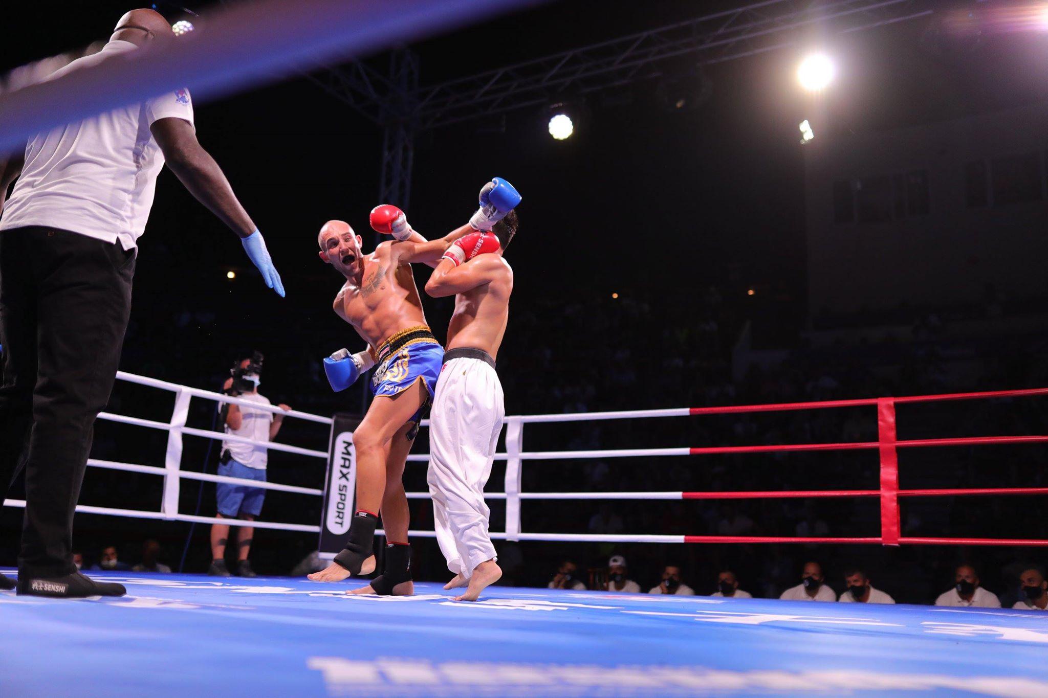 Даниел Гецов откри SENSHI 6 с победа над казахстанеца Садвокасов