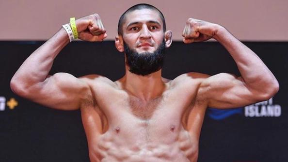 Чимаев отново е част от ранглистата на UFC