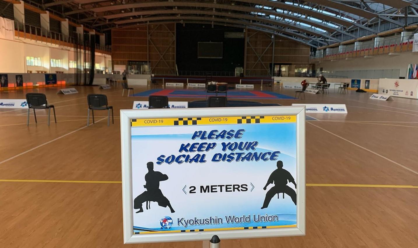 ДИРЕКТНО: Световната купа на KWU за младежи и девойки (НА ЖИВО)
