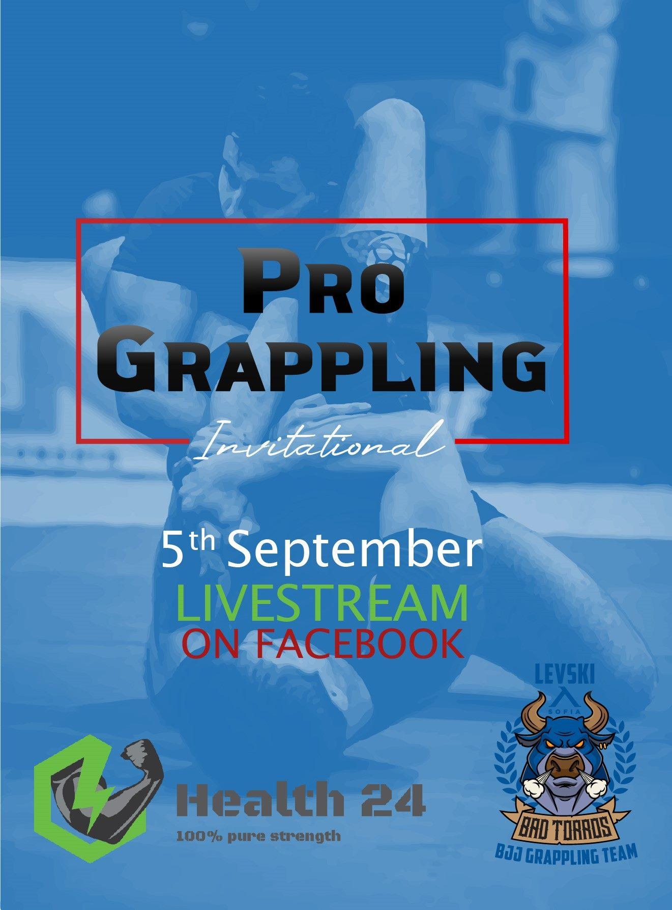 Излезе жребият за Pro Grappling Invitational 1