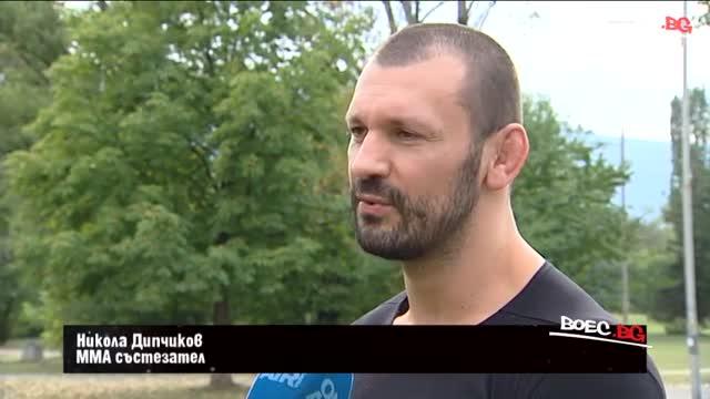 Никола Дипчиков със счупена ръка и предложение за нов мача в ACA (ВИДЕО)
