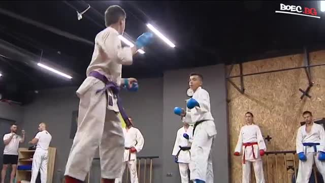 Най-младият шотокан карате клуб с шампионски заявки за държавното