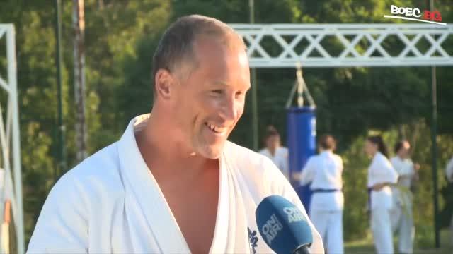 Ян Сокуп: Българските бойци са много силни (ВИДЕО)