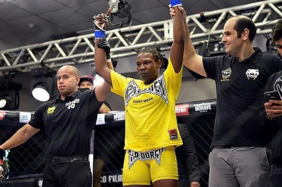 Хваната с допинг излетя от UFC