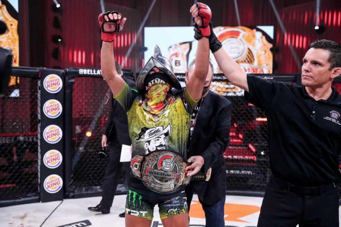 Хуан Арчулета е новият шампион на Белатор (ВИДЕО)