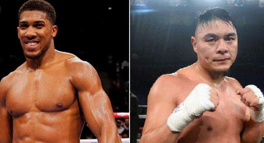 Хърн обмисля сблъсък на Джошуа с непобеден китайски боксьор