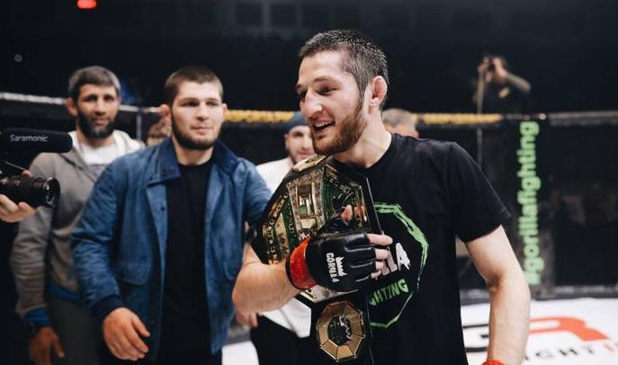 Бивш шампион на GFC ще дебютира в UFC