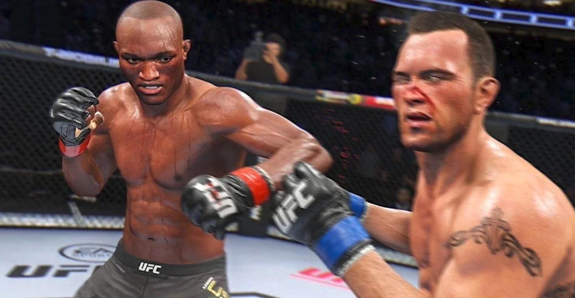 Реклами в UFC 4 ядосаха фенове