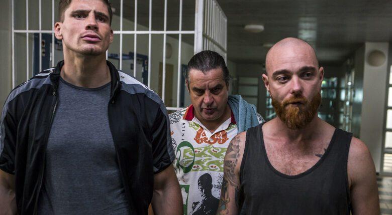 Рико Верхувен влезе в затвора (СНИМКИ и ВИДЕО)