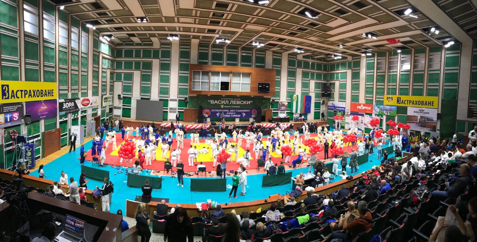 Пазарджик прие две състезания по джудо през уекинда
