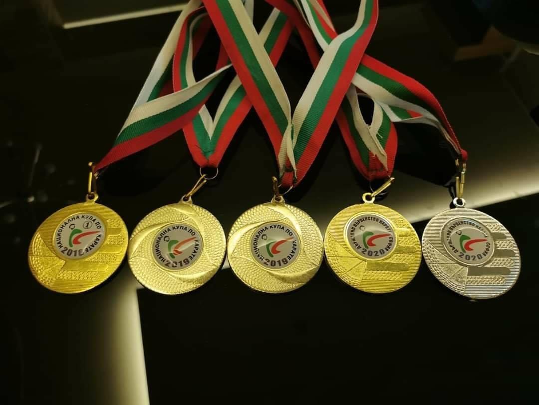 406 състезатели се бориха за медалите от Държавното в олимпийското карате