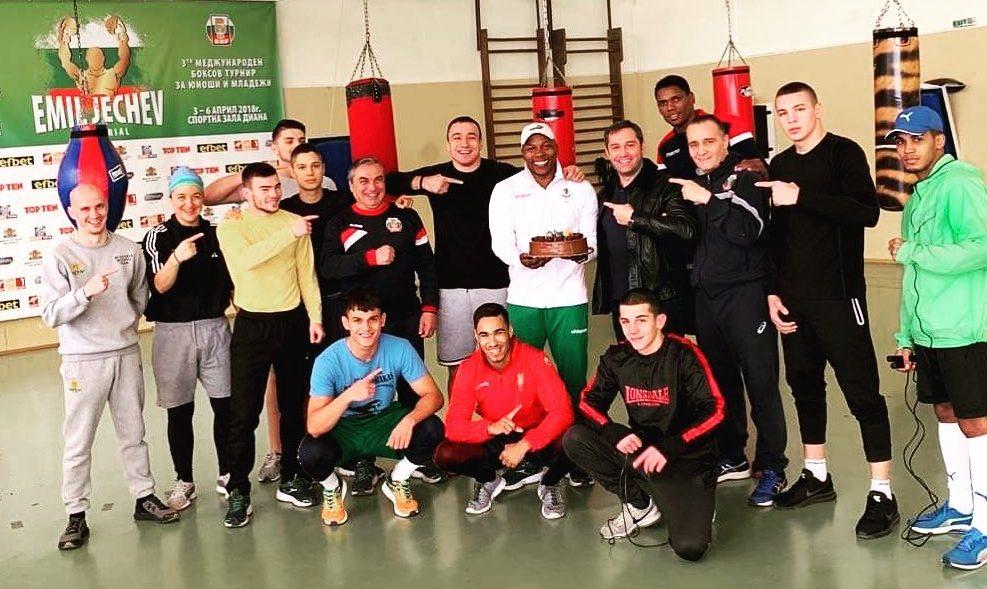 Националите ни бокс тренират съвместно с Англия, Тунис и Молдова (СНИМКА)