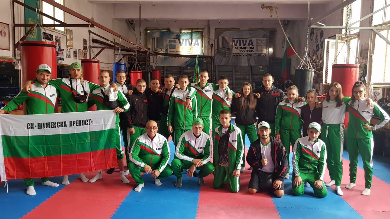 Шуменска крепост с шестима представители на силен турнир в Сърбия