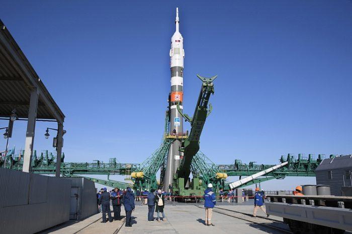 Самбото отново полетя в космоса (ВИДЕО)