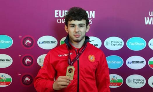Шампион по борба ще воюва срещу Азербайджан