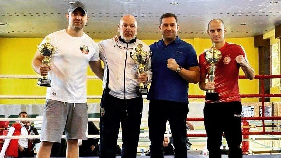 ЦСКА спечели държавната отборна титла по бокс за мъже