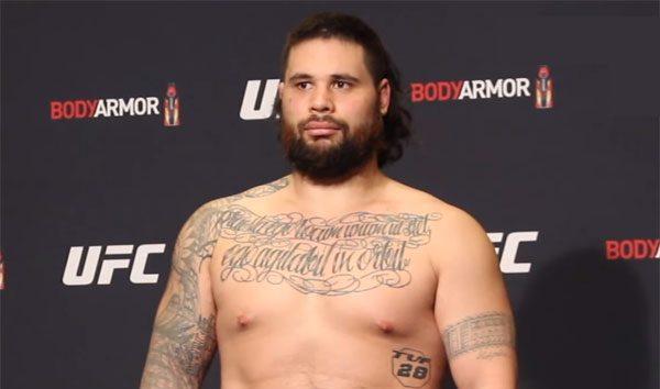 UFC уволни бъдещ затворник