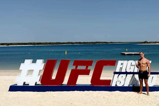 Карантинираха боец от UFC на Малдивите