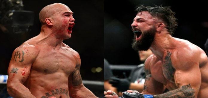 Майк Пери няма да спори с бившия шампион Лоулър на UFC 255