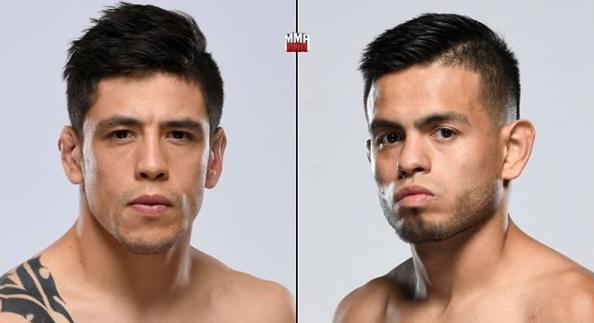 Официално: Морено излиза срещу Ройвъл на UFC 255