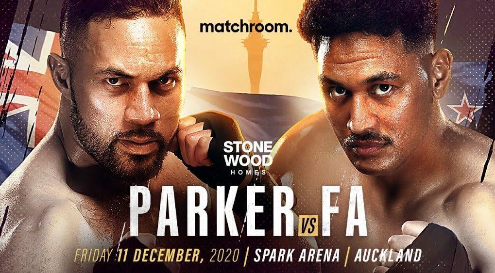 Джоузеф Паркър ще спори на ринга срещу непобеден боец