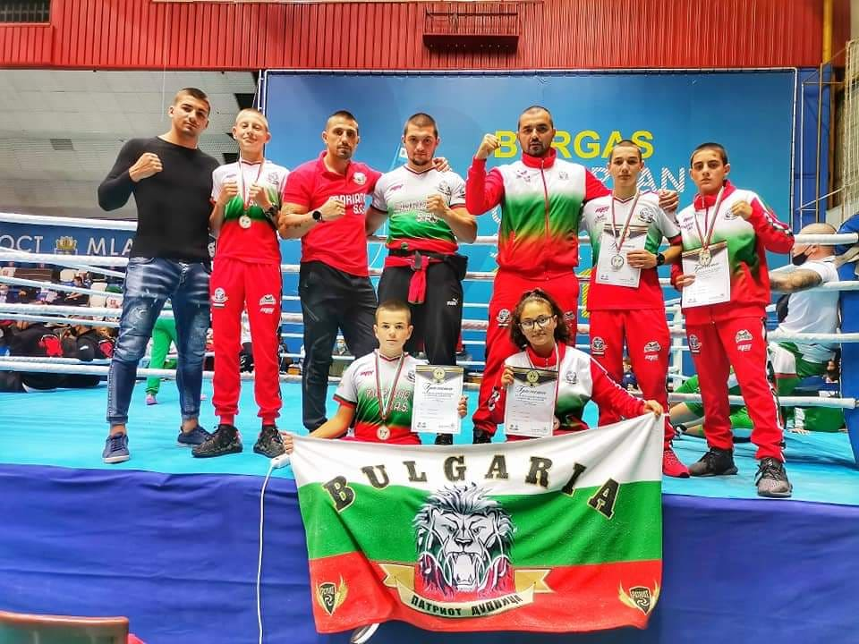 """СК """"Патриот"""" без загуба на Държавното първенство в Бургас"""