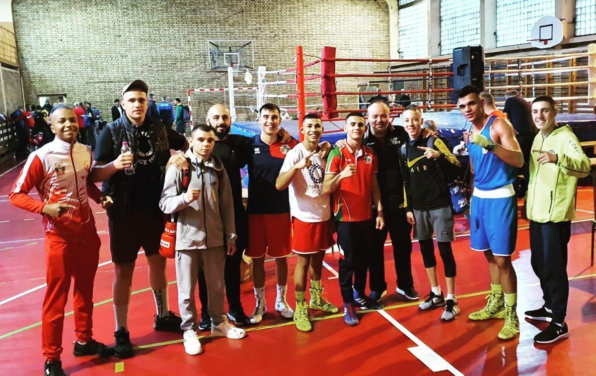 Ударно начало за боксьорите ни на турнир в Сърбия