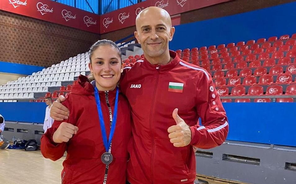 Ивет Горанова с второ място на силен турнир в Сърбия