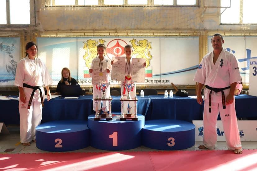 384 каратеки спориха за титлите по киокушин в Шумен