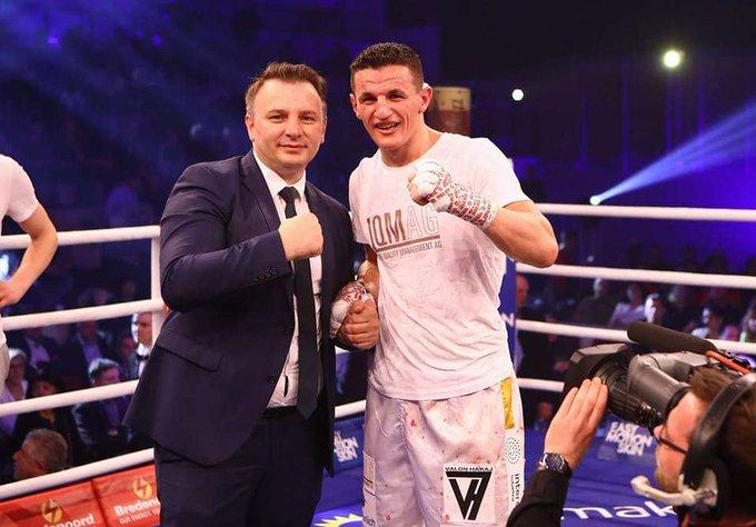 Албания има световен шампион по бокс (ВИДЕО)