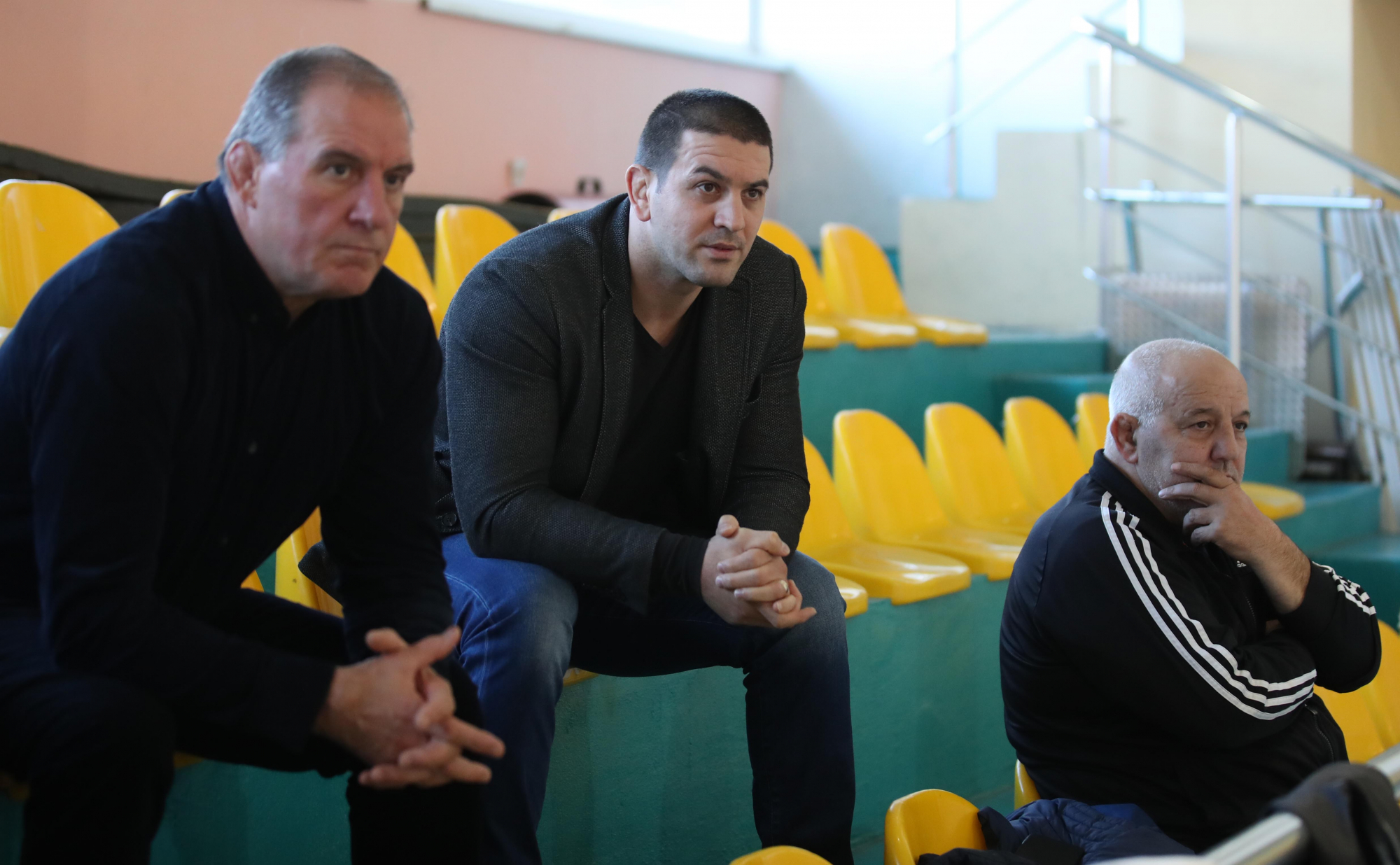 Христо Маринов: Радва ме нивото на младите
