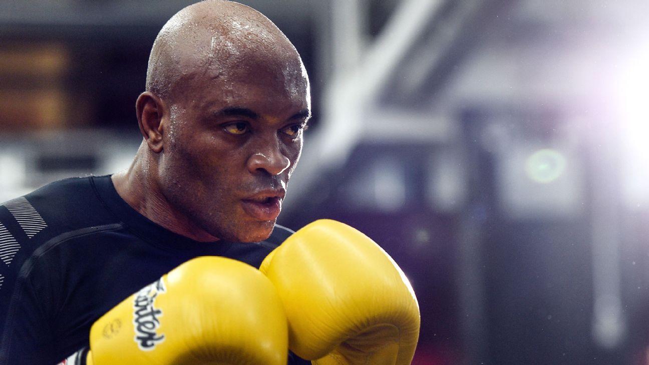 Андерсон Силва се обясни в любов на бокса