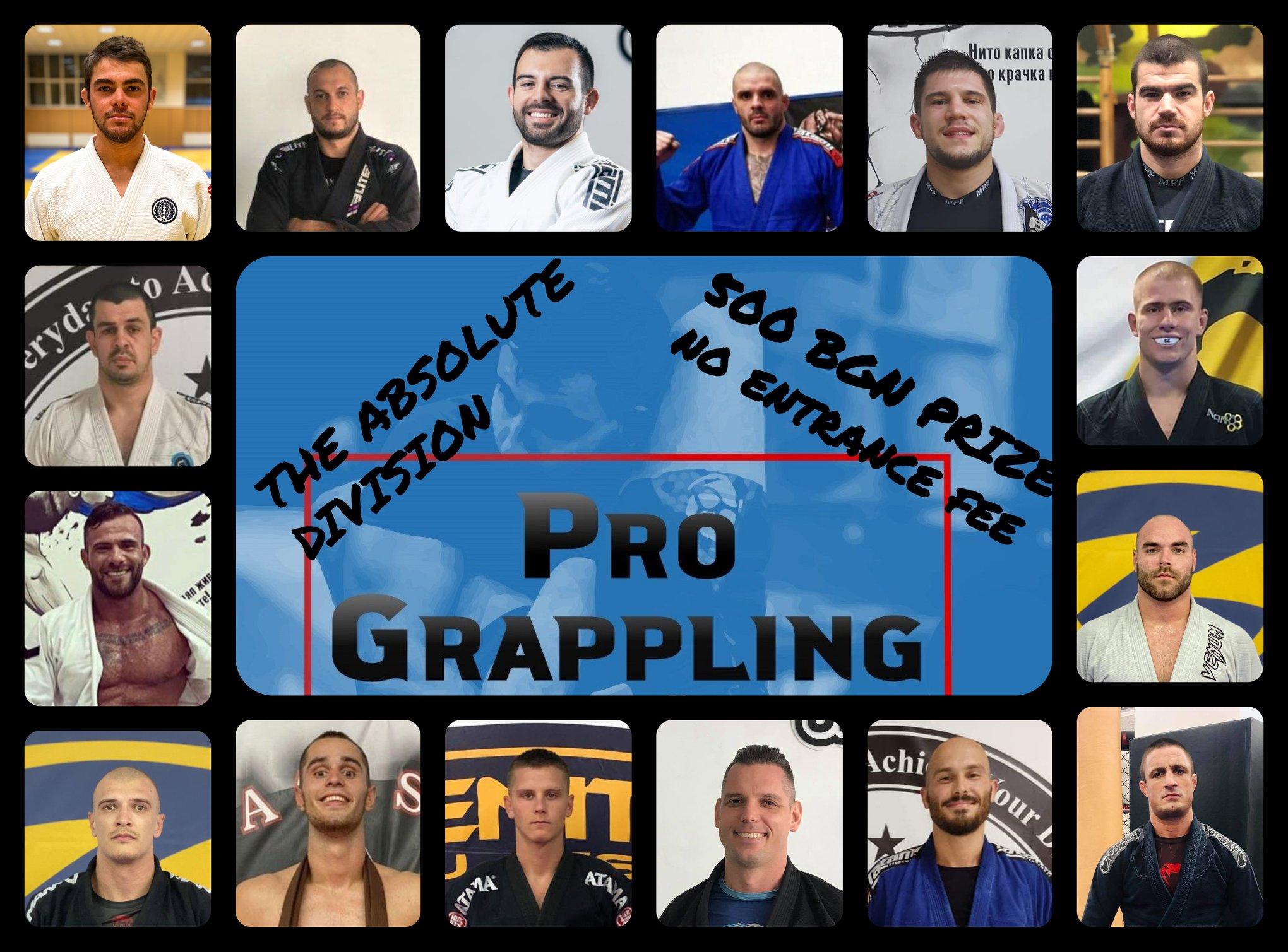 Излезе жребият за Pro Grappling Invitational 3