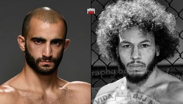 Официално: Симънс ще дебютира в UFC срещу Чикадзе
