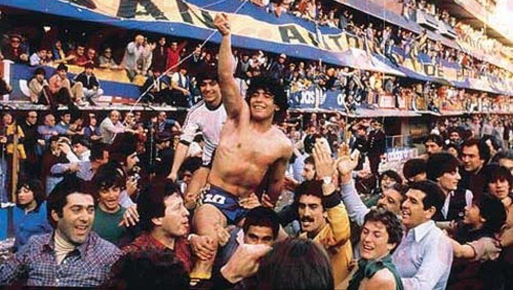 Спомен за една легенда: Когато Марадона стана боксьор (ВИДЕО)