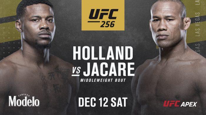 Кевин Холанд – Роналдо Соуза на UFC 256