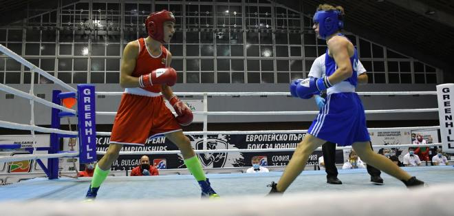 България си гарантира поне 5 медала от Европейското по бокс