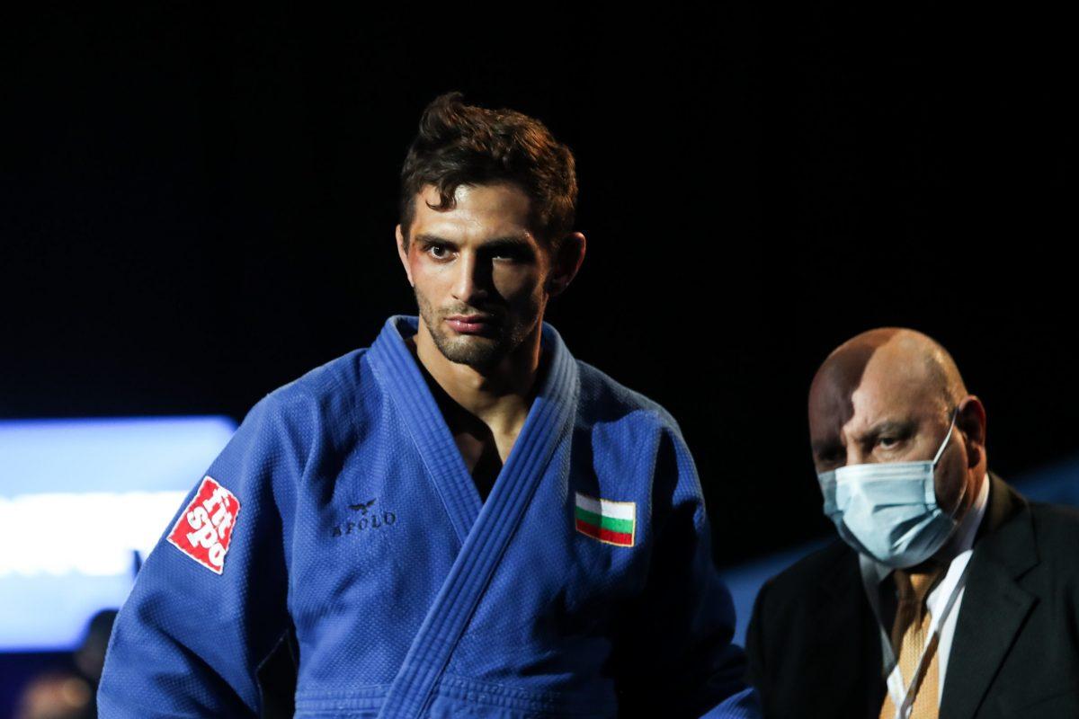 Ивайло Иванов с трудна победа на старта на Световното по джудо