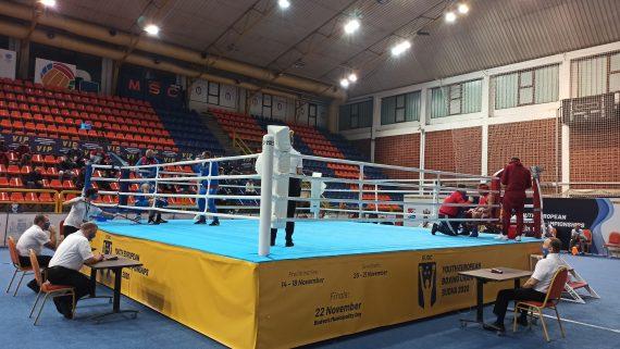 Емирджан Мехмед започна с победа на Европейското по бокс за младежи