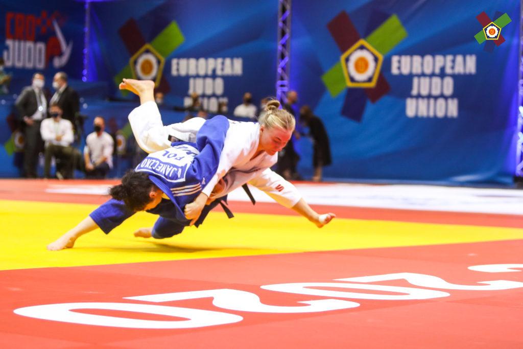 България не спечели медал от Европейското по джудо до 23 г.
