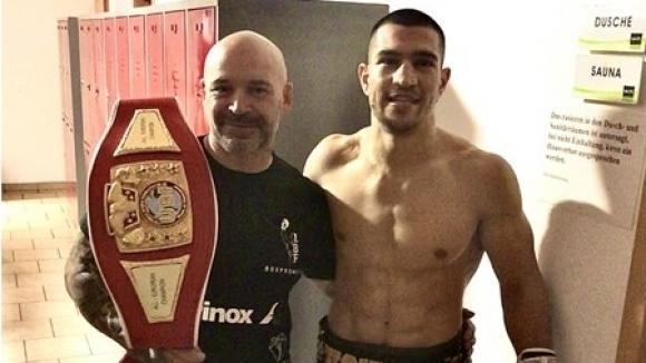 Българин стана европейски шампион по бокс за професионалисти