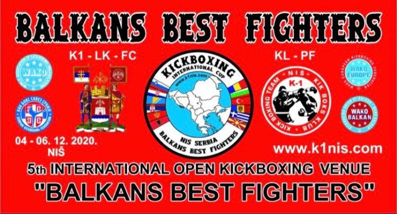 """Отлагат """"Balkan best fighters"""", търсят нова дата и локация"""