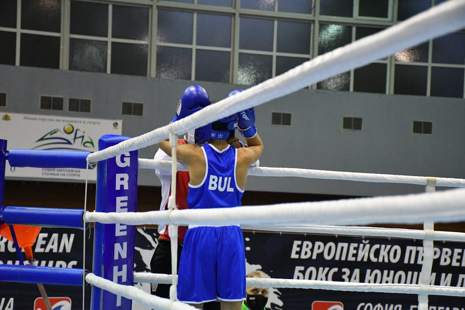 Още два медала за България от европейското по бокс