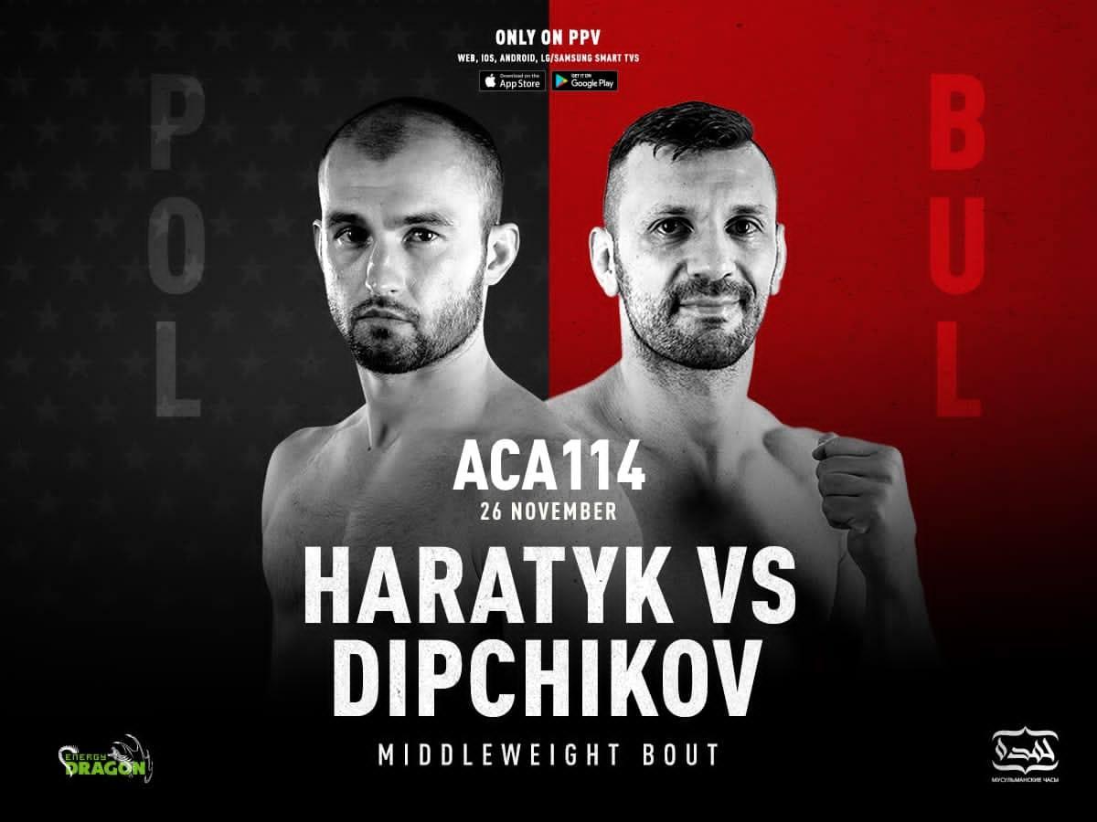 Никола Дипчиков доближава шампионския пояс в ACA