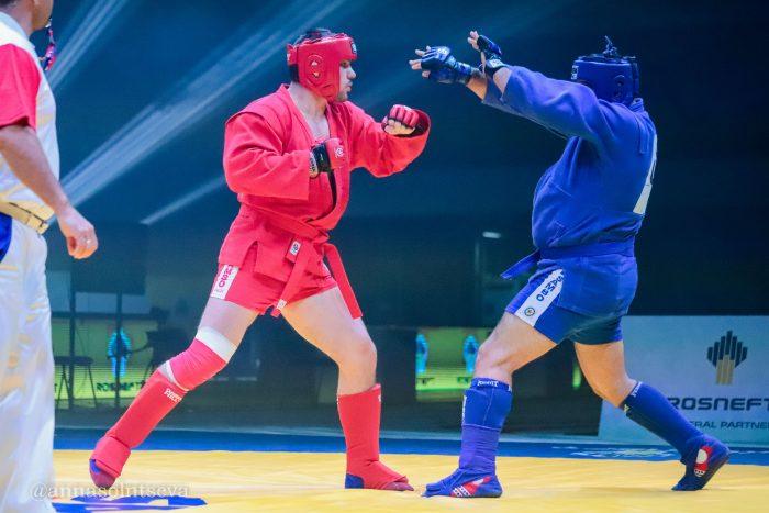 Боец на Белатор взе злато на Световното по бойно самбо